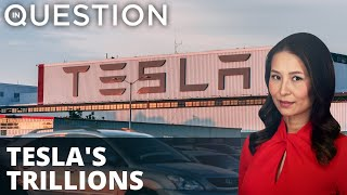 TESLA INC. Could Tesla make Musk the first ever trillionaire?
