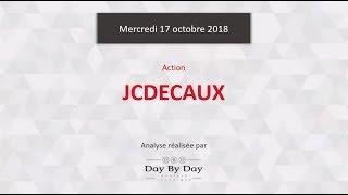 JC DECAUX SA. JCDECAUX : la tendance reprend