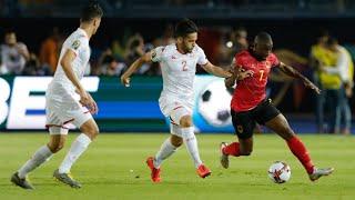 CAN-2019 : la Tunisie tenue en échec par l'Angola