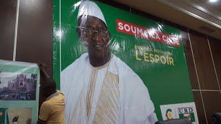 Mali : L'opposition dénonce une fraude électorale