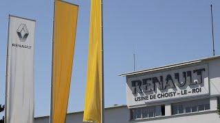 RENAULT Renault mit Rekordverlust von 8 Milliarden Euro