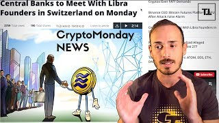 ETHEREUM Libra incontra le Banche Centrali ed Ethereum si risveglia! - CryptoMonday NEWS w38/'19