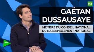 Gaëtan Dussausaye : «Emmanuel Macron est incapable de comprendre ce qu'il se passe dans ce pays»