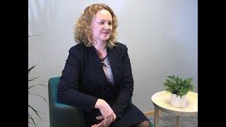 Toimistopäällikkö Hanna Freystätter kertoo maailmantalouden näkymistä