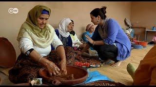 ARGAN Morocco: Women get together to sell Argan oil | Global 3000
