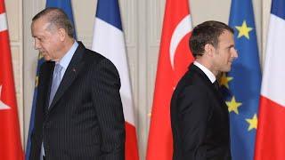 L'ambassadeur de France en Turquie rappelé après une nouvelle attaque d'Erdogan