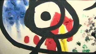 MAPFRE La Fundación Mapfre de Madrid crea un espacio permanente dedicado a Joan Miró