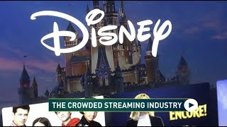 EURO DISNEY Disney+ is the Beginning of a Crowding Streaming Landscape