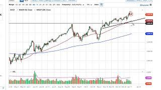 NASDAQ100 INDEX S&P 500 and NASDAQ 100 Forecast January 15, 2021