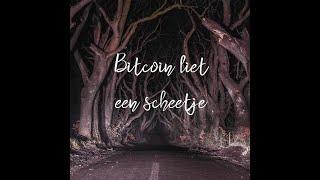 BITCOIN (399) Bitcoin liet een scheetje