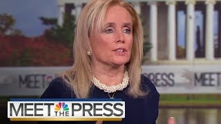Dingell: There's 'Despicable, Ugly Behavior Across The Country' | Meet The Press | NBC News