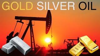 GOLD - USD Prévisions sur l'argent, l'or et le pétrole