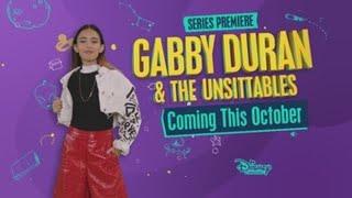 """AMP LIMITED """"Gabby Duran & the Unsittables"""", ejemplo de empoderamiento femenino y latino en Disney Channel"""