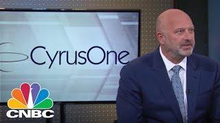 CYRUSONE INC CyrusOne CEO: Globalizing Data | Mad Money | CNBC