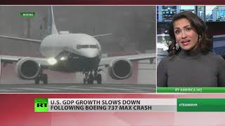 BOEING COMPANY THE 2020 GDP hurt by Boeing's 737 Max disaster