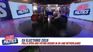 Raw Politics in full: EU elections kick off and May's gambit backfires