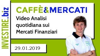 EUR/JPY Caffè&Mercati - EURJPY - Continua il trend laterale di breve termine