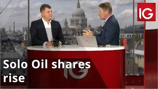 SOLO OIL ORD 0.20P Solo Oil shares rise 15%