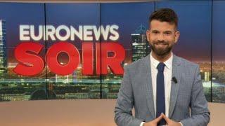 Euronews Soir : l'actualité de ce lundi 11 novembre 2019