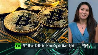 AMP LIMITED SEC Head Targets Cryptocurrency & Airline Stocks Sink