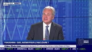 ASSYSTEM Dominique Louis (Assystem) : Fukushima, quel avenir pour le nucléaire ?