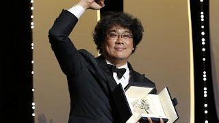 "GOLD - USD ""Parasita"" de Bong Joon-Ho conquista Palma de Ouro em Cannes"