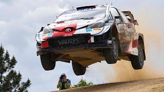 RALLY Rally: Ogier trionfa in Sardegna, doppietta Toyota