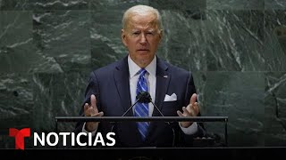 Biden promete en la ONU una nueva era para la diplomacia   Noticias Telemundo