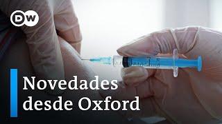 Vacuna de Oxford genera respuesta inmune en personas mayores