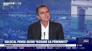 """SOLOCAL GROUP Pierre Danon (Solocal): Solocal pense avoir """"assuré sa pérennité"""""""