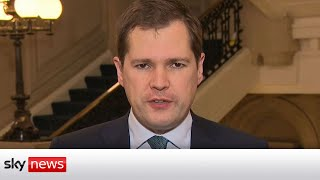 Budget 2021: Robert Jenrick says there are 'reasons to be optimistic'