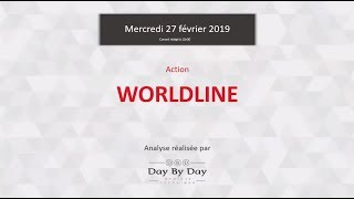 WORLDLINE Action Worldline : des résultats bien accueillis - Flash Analyse IG 27.02.2019