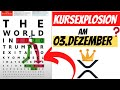 XRP EXPLOSION am 3  Dezember!? XRP Community | MrPool & Economist COVER 2020 | ETH 2.0 | News