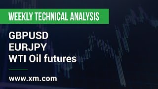 WTI CRUDE OIL Weekly Technical Analysis: 18/03/2019 - GBPUSD, EURJPY, WTI Oil futures