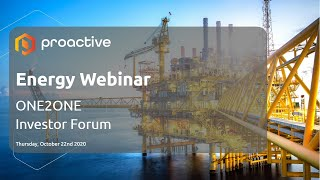 INVESTOR AB [CBOE] Proactive ONE2ONE Virtual Investor Forum - Thursday 22nd October 2020