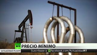 WTI CRUDE OIL El precio de crudo WTI cae por debajo de 47 dólares por primera vez desde septiembre de 2017