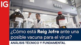 REIG JOFRE ¿Cómo está Reig Jofre ante una posible vacuna para el virus? | Análisis técnico y fundamental