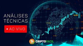 Análise Técnica ao vivo 20/08/2019