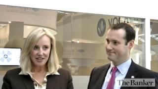 DONALDSON CO. Marion King, VocaLink & Craig Donaldson, Metro Bank interview -- Sibos 2010