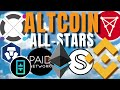 ALTCOINS ARE WINNING!!! 🚀 Elrond, Crypto.com, THETA, PAID, Secret, Chiliz and Binance Coin BNB 🔥