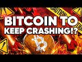 WARNING! There Will Be Another BITCOIN CRASH!!