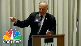 Steve King Compares Criticism For His Racist Comments To Jesus' Suffering | NBC News