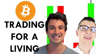 BITCOIN Bitcoin trading for a living ft @cryptogateway