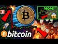 """BITCOIN REJECTED!!? 〽️ Was THAT the """"BIG CORRECTION?"""" Weak Hands CRUSHED!! Gap?"""