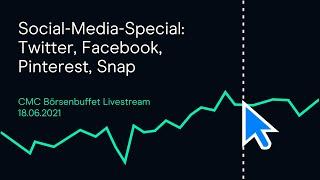 FACEBOOK INC. Social-Media-Special: Twitter, Facebook, Pinterest, Snap