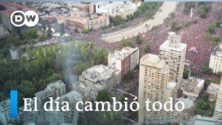 Chile no olvida: protestas a 2 años del estallido social