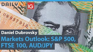 FTSE 100 Markets Outlook: S&P 500, FTSE 100, AUD/JPY Trends and Positioning