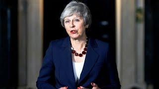 Brexit: le cabinet britannique approuve le projet d'accord avec l'UE
