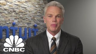 INTUIT INC. Intuit CEO: Huge Catalyst in TurboTax Live   Mad Money   CNBC