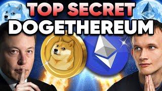 "ETHEREUM Elon Musk's ""TOP SECRET"" Plan for Ethereum & Doge Will Change Crypto Forever!!!"